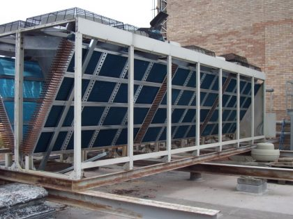 Case Studies On site coil replacement