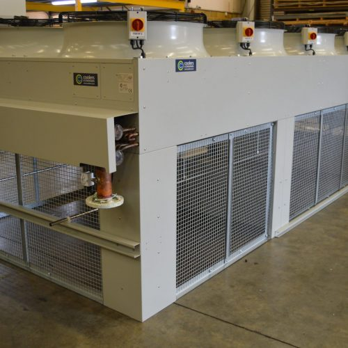 Flatbed dry air coolers bottom pic A
