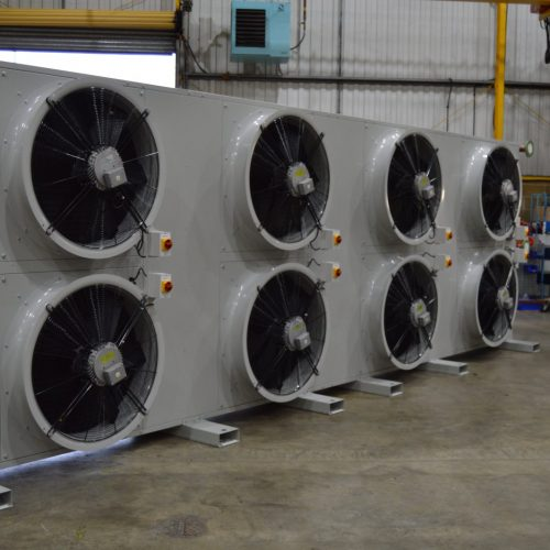Flatbed dry air coolers bottom pic C